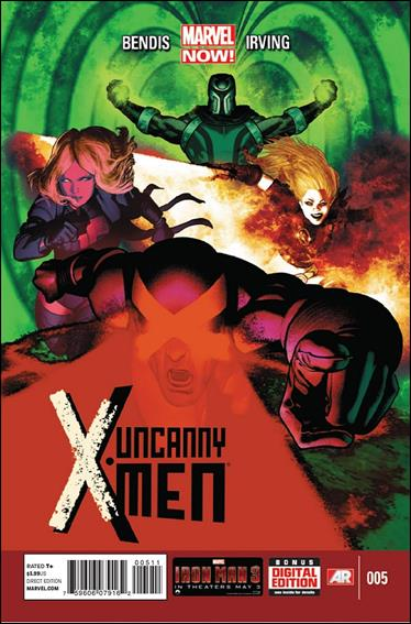Uncanny X-Men (2013) 5-A by Marvel