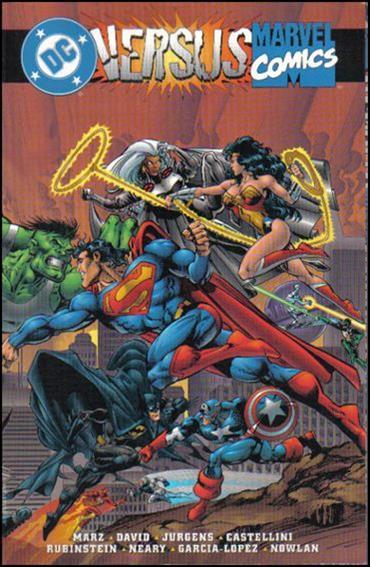 Marvel Versus DC/DC Versus Marvel nn-C by DC