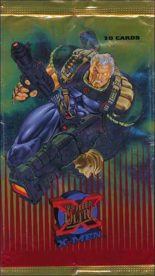 1995 Fleer Ultra X-Men 2-B by Fleer