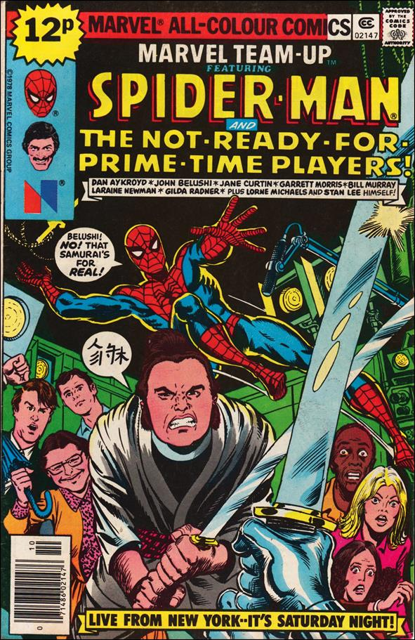 Marvel Team-Up (1972) 74-B by Marvel