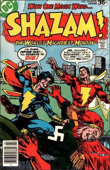 Shazam! (1973) 34-A by DC