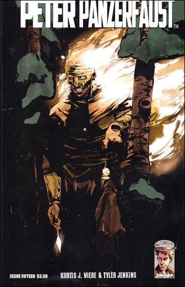 Peter Panzerfaust 15-A by Shadowline