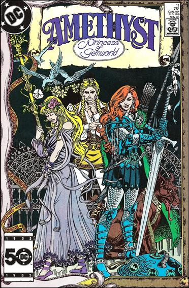 Amethyst, Princess of Gemworld (1985) 11-A by DC