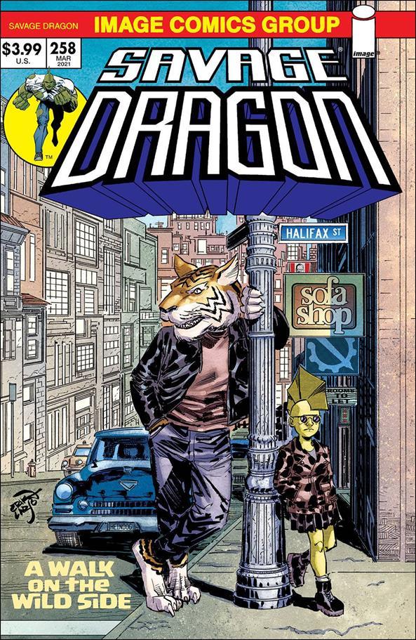 Savage Dragon (1993) 258-B by Image
