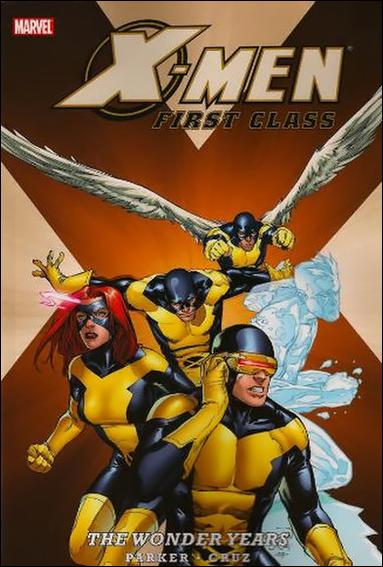 X-Men: First Class - The Wonder Years nn-A by Marvel