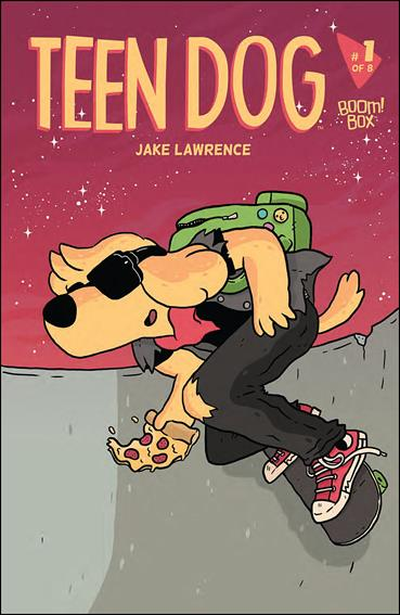 Teen Dog 1-A by Boom! Box