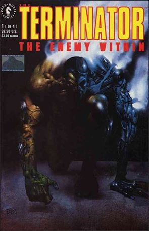Terminator: The Enemy Within 1-A
