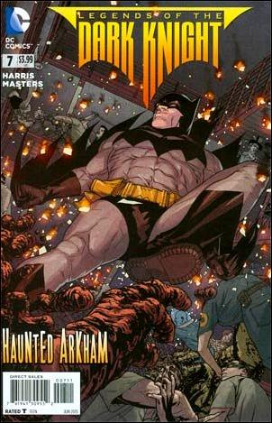 Legends of the Dark Knight 7-A by DC