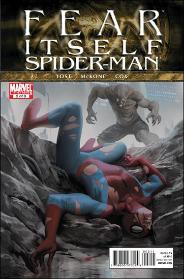Fear Itself: Spider-Man 2-A by Marvel