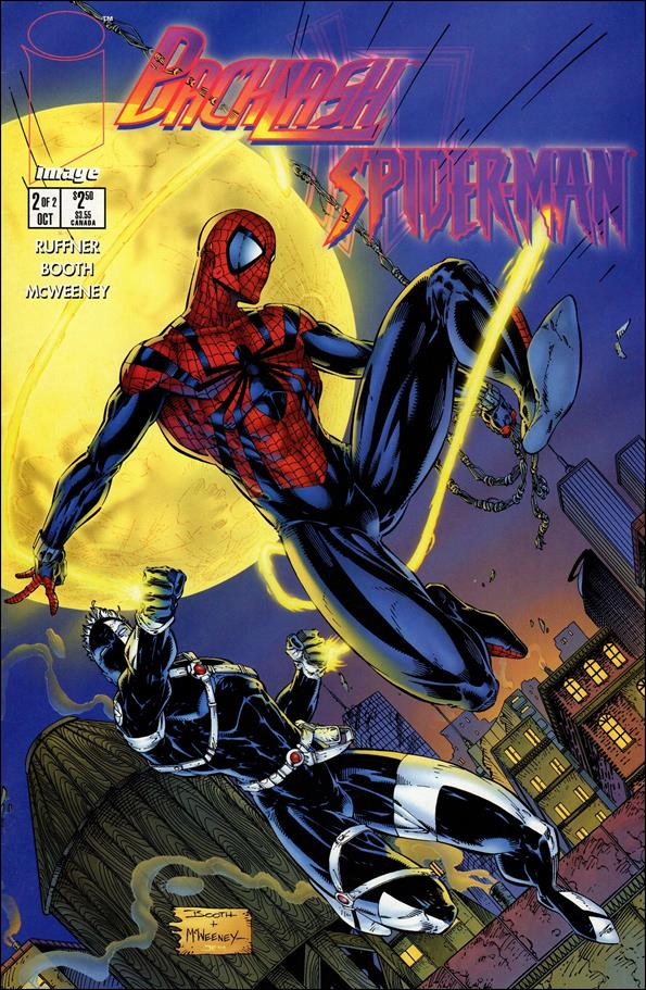 Backlash/Spider-Man 2-A by Image