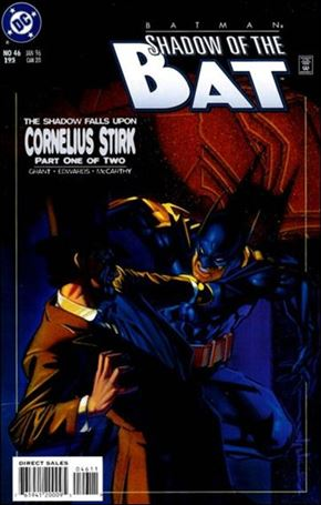 Batman: Shadow of the Bat 46-A