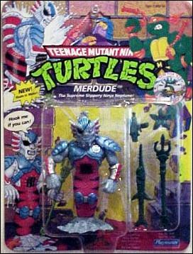 Teenage Mutant Ninja Turtles (1988) Merdude by Playmates