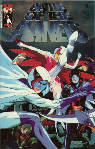 Battle of the Planets (2002) 4-C by Top Cow