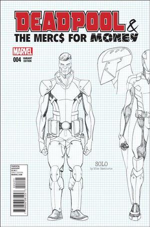 Deadpool & The Mercs for Money 4-D