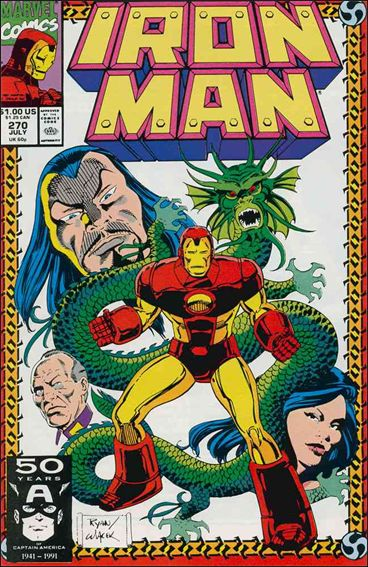 Iron Man (1968) 270-A by Marvel
