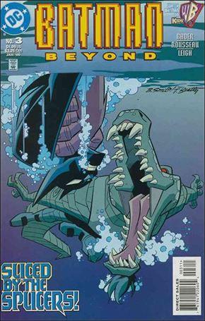 Batman Beyond (1999/11) 3-A