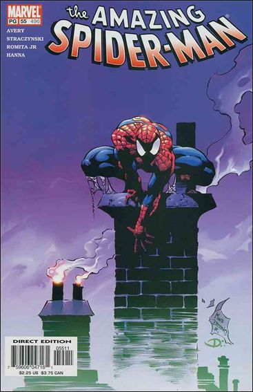 Amazing Spider-Man (1999) 55-A by Marvel