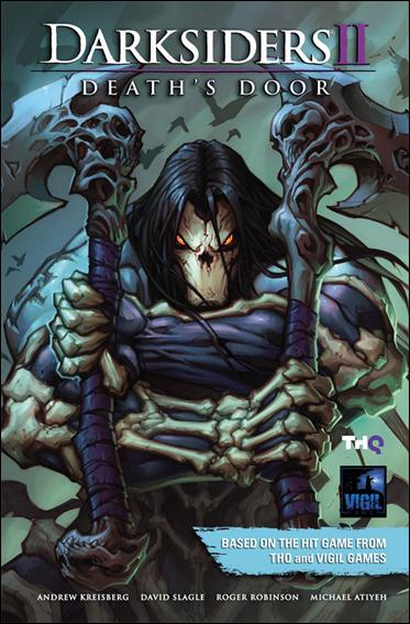 Darksiders II: Death's Door 1-A by Dark Horse