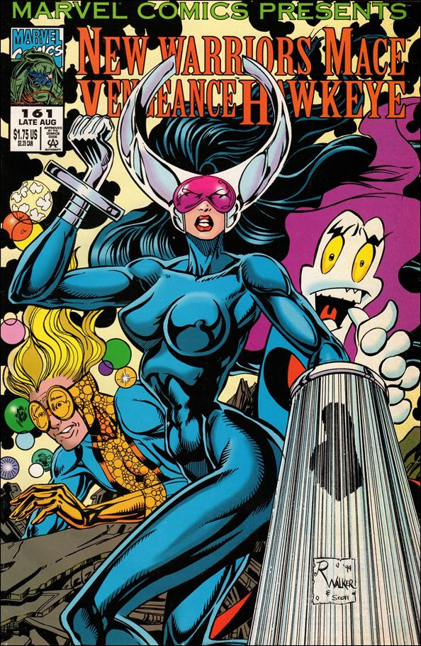 Marvel Comics Presents (1988) 161-A by Marvel