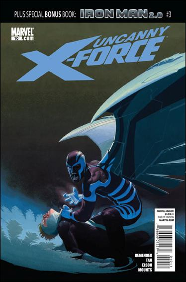 Uncanny X-Force (2010) 10-A by Marvel