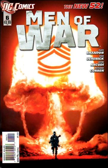 Men of War (2011) 6-A by DC
