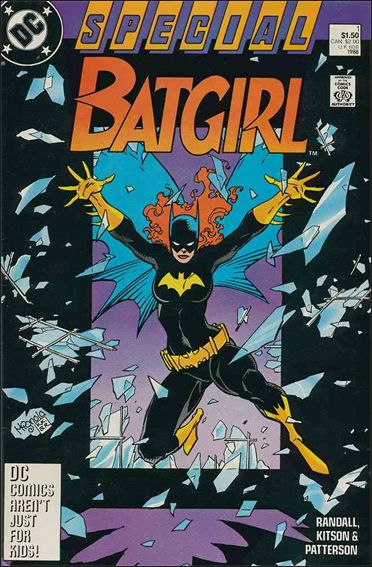 Batgirl Special 1-A by DC