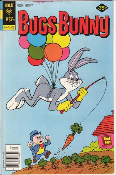 Bugs Bunny (1962) 194-A by Gold Key