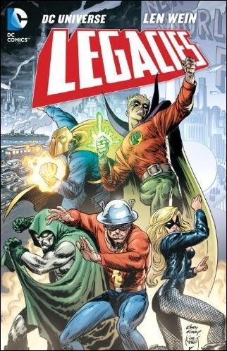 DC Universe: Legacies nn-A by DC