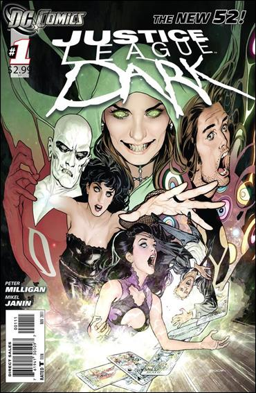 Justice League Dark 1-A by DC