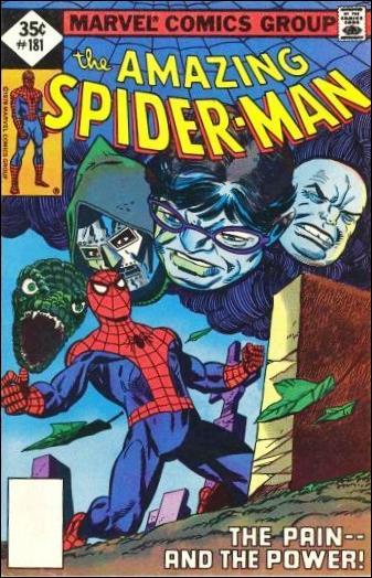 Amazing Spider-Man (1963) 181-B by Marvel
