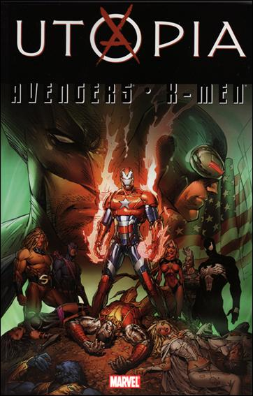Avengers/Uncanny X-Men: Utopia 1-A by Marvel