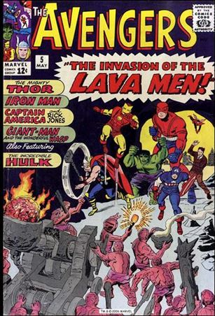 Avengers (1963) 5-A
