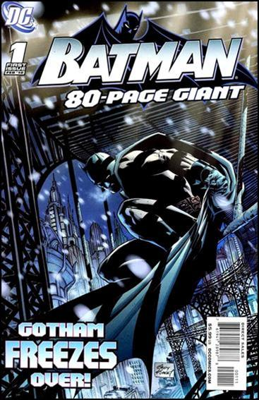 Batman 80-Page Giant (2010) 1-A by DC