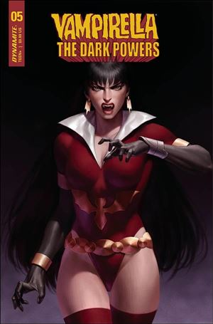 Vampirella: The Dark Powers 5-B