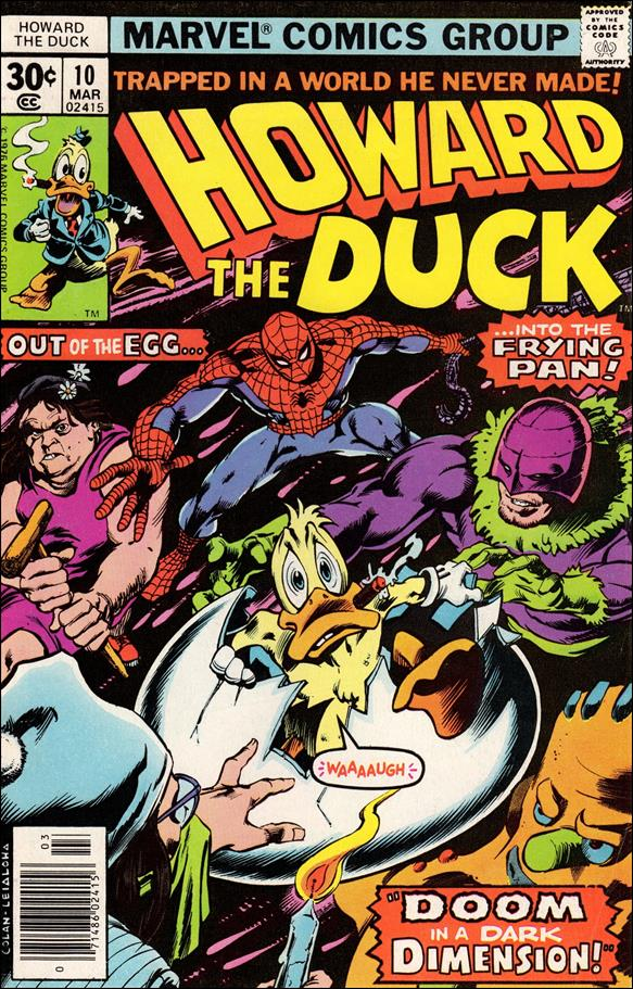 Howard the Duck (1976) 10-A by Marvel