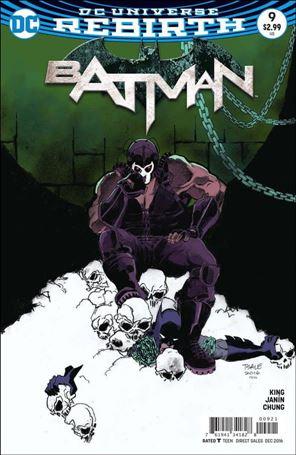 Batman (2016) 9-B