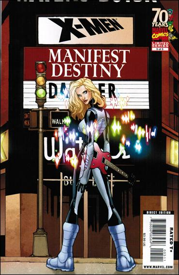 X-Men: Manifest Destiny 5-A by Marvel