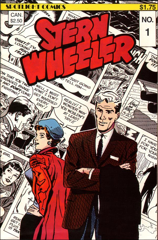 Stern Wheeler 1-A by Spotlight