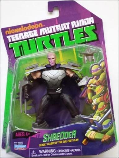 Teenage Mutant Ninja Turtles Shredder Removable Helmet Jan 2013
