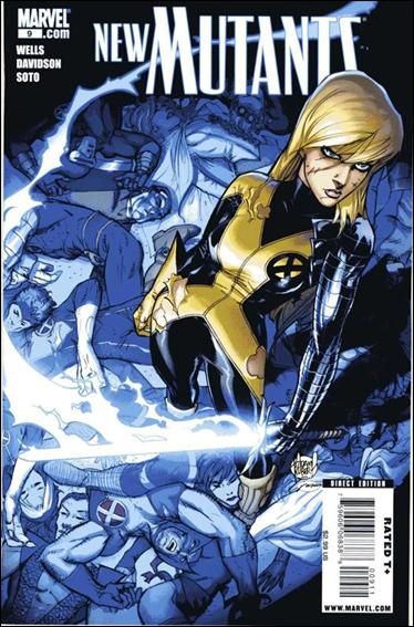 New Mutants (2009) 9-A by Marvel
