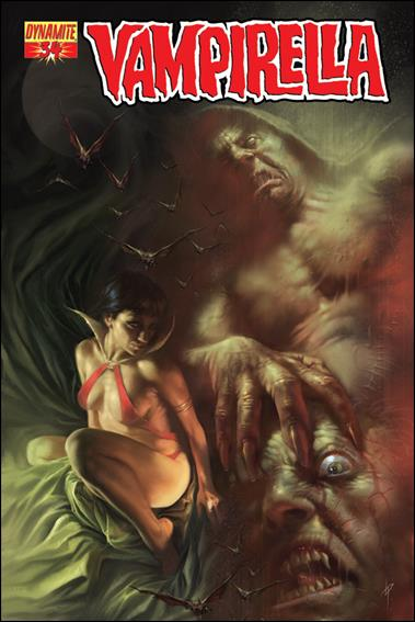 Vampirella (2010) 34-B by Dynamite Entertainment