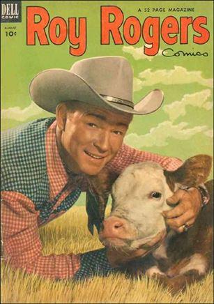 Roy Rogers Comics 68-A