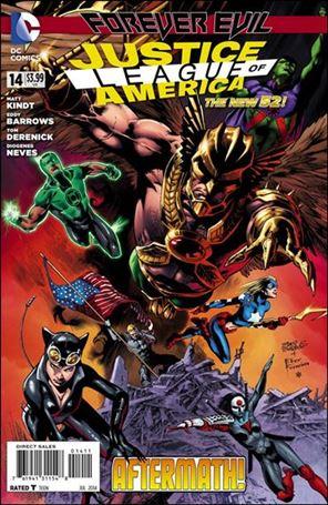 Justice League of America (2013)  14-A