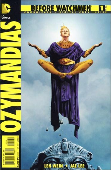 Before Watchmen: Ozymandias 1-C by DC