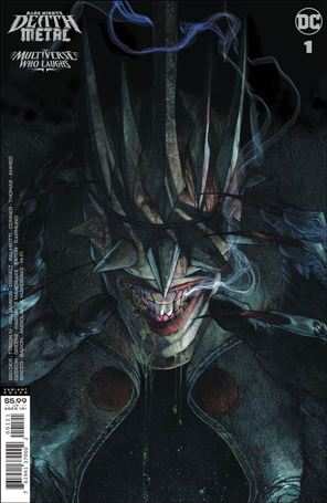 Dark Nights: Death Metal - The Multiverse Who Laughs 1-B