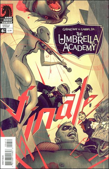 Umbrella Academy: Apocalypse Suite 6-A by Dark Horse