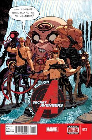 Secret Avengers (2014) 13-A