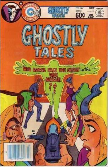 Ghostly Tales 157-A by Charlton