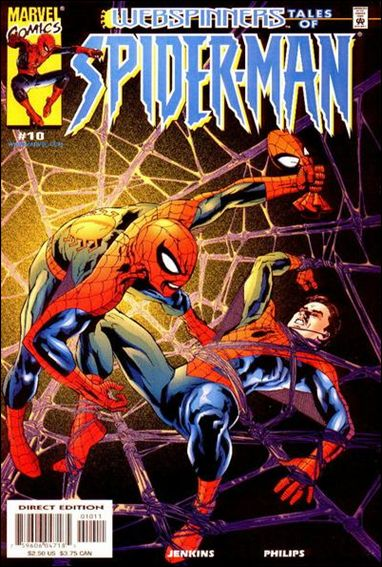 Webspinners: Tales of Spider-Man 10-A by Marvel