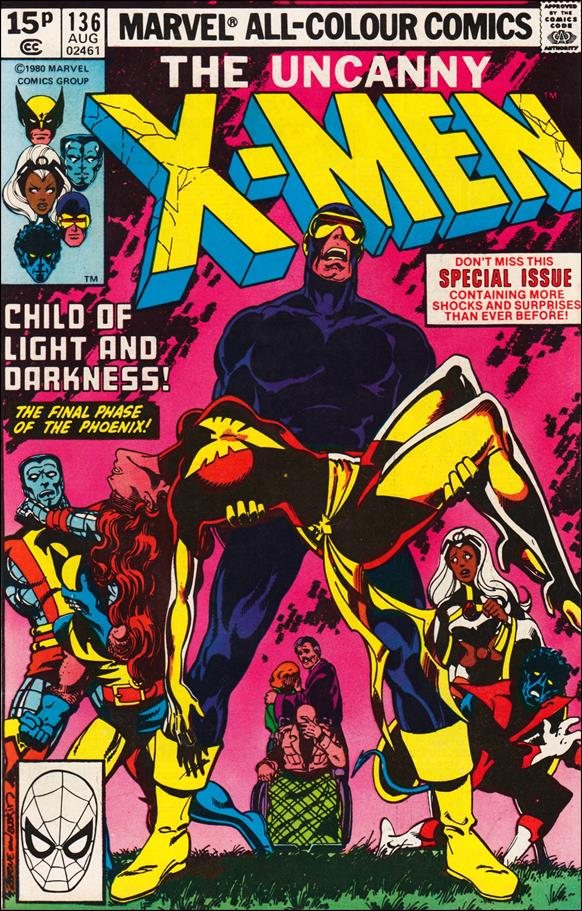 X-Men (1963) 136-B by Marvel